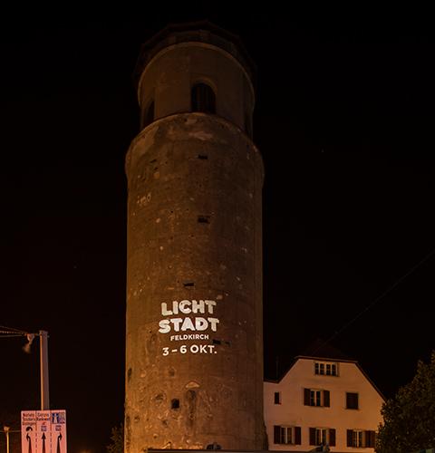 Lichtstadt Feldkirch Besuchen Festival
