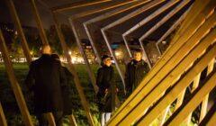 Lichtstadt Feldkirch Impressionen Festival 2018